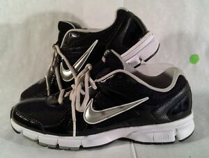 NIKE TRACK STAR 3 Running Cross Shoes 398554-010 WOMENS SIZE 9.5