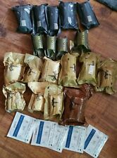 Celox Gauze Israeli & Oales Bandages Chest Seal British Army Medic Kit First Aid