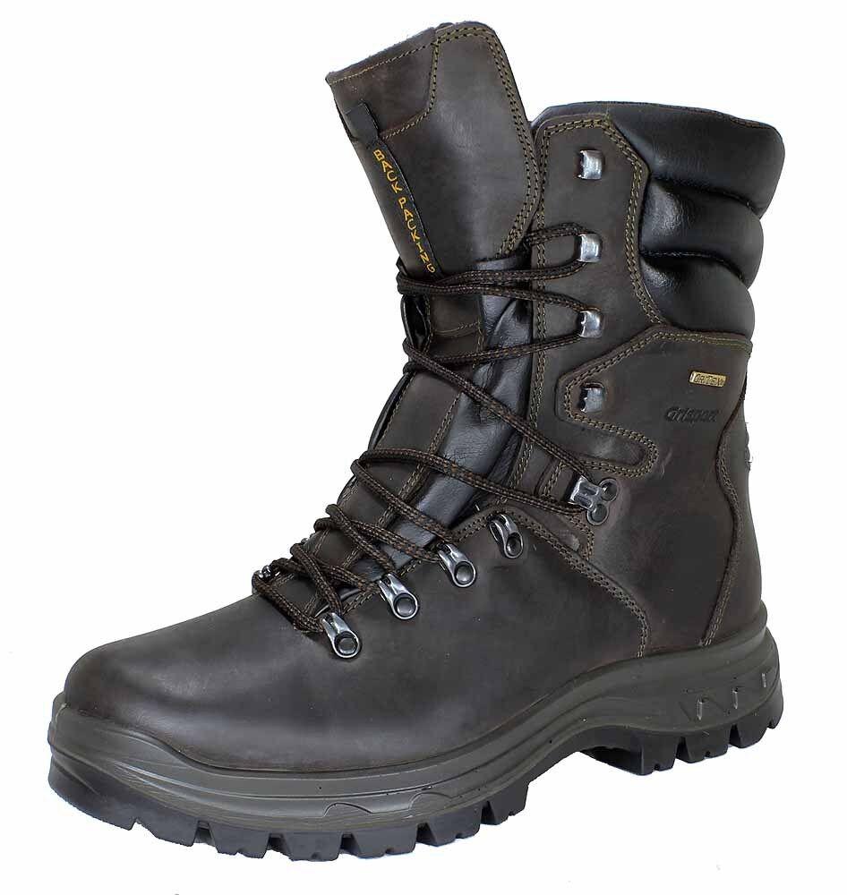 Grisport LONTRA DAKAR Jagdstiefel Trekking Stiefel Tex-Membran braun 13817 NEU