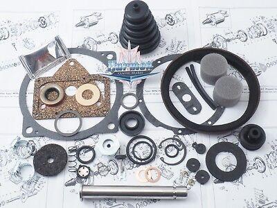 Bendix power brakes 1955-57 Pontiac Full Size Standard Brake Rebuild Kit