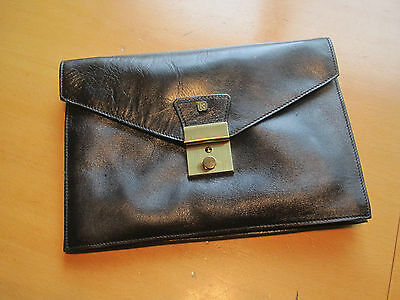 Handtasche / Schultertasche von Koban aus Leder