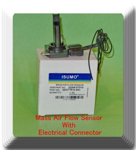 5 Pins Mass Air Flow Meter Sensor W//Electrical Connector Fits:Lexus Scion Toyota