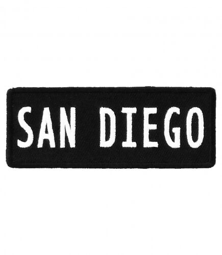 Major US City Patches San Diego California Patch