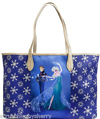 Disney Store Elsa Hans Tote Fairytale Designer Collection Frozen New for 2015