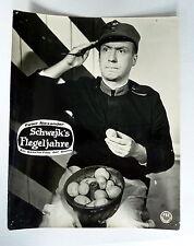 PETER ALEXANDER * SCHWEJK`S FLEGELJAHRE - AUSHANGFOTO #I - EA Hochglanz 1964