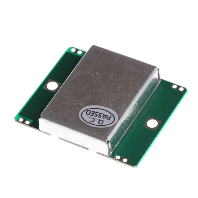 Hb100 Microwave Motion Sensor 10 525ghz Doppler Radar Detector