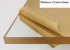 12 12mm Thickness Super Clear Acrylic Sheet Plexiglass 24x24 High Quality