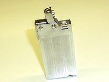 CONTY SEMI-AUTOMATIC BELGIAN POCKET PETROL WICK LIGHTER - 1930 - RARE - NICE