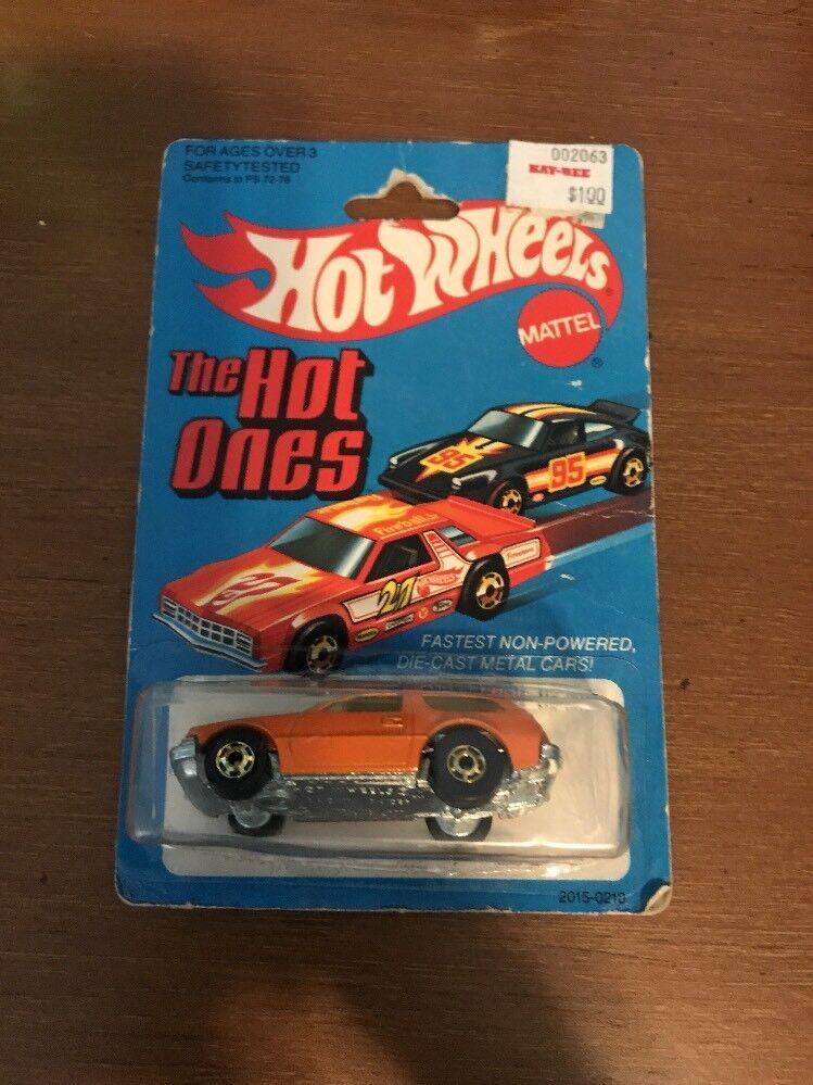 elige tu favorito 1981 Hot Wheels el Hot Ones Duendes 'Pacer con con con negrowalls  precioso