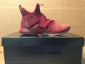 Nike Lebron Soldier 12 SFG red size 11
