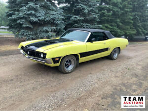 1970 Ford Mustang GT Torino 351 Cleveland