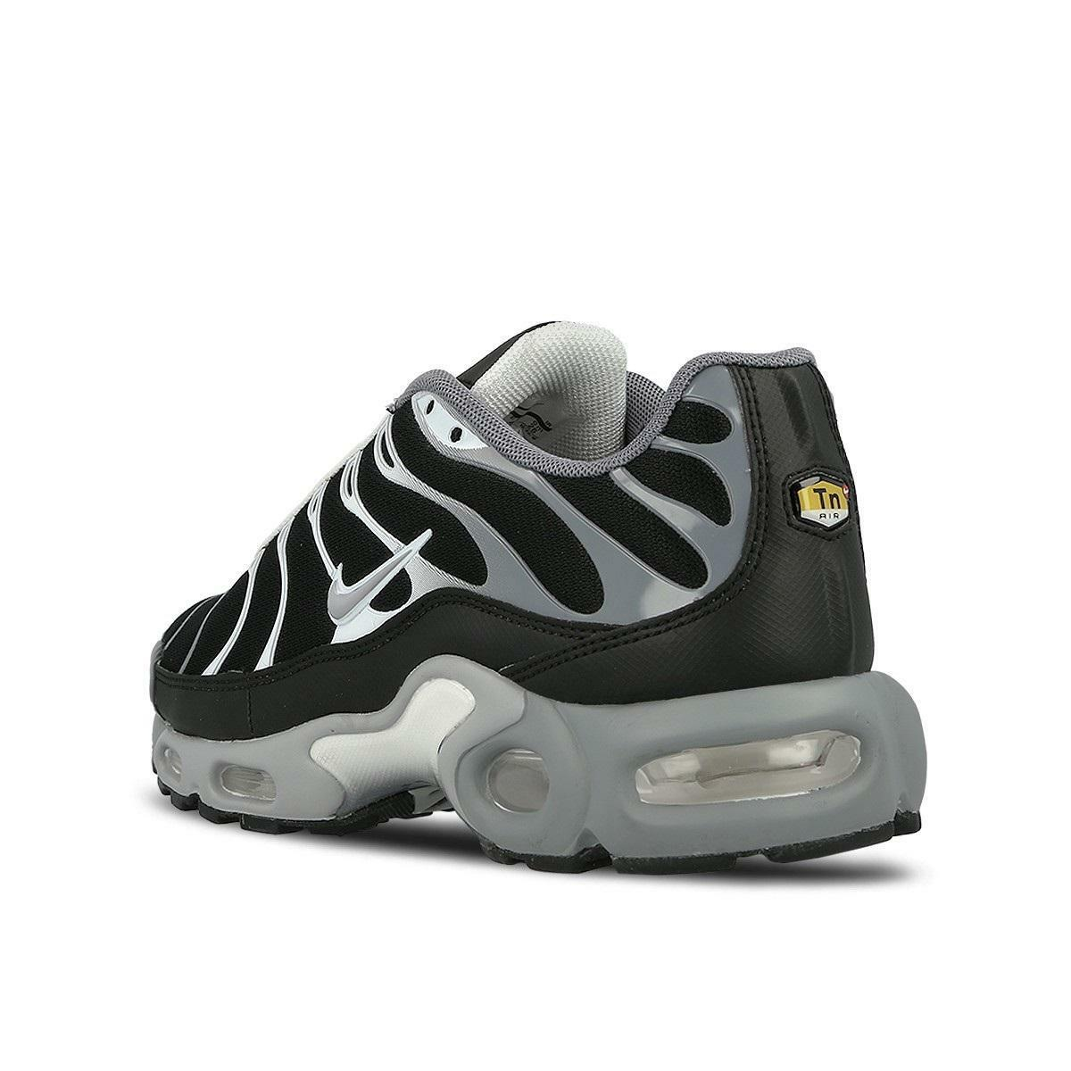 Herren Nike Air Max Plus Cool Grau Turnschuhe 852630 010