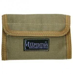 Maxpedition-0229K-Spartan-Wallet-KHAKI