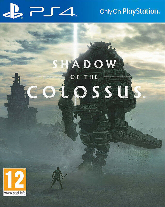 PS4 Shadow of the Colossus (brand new)