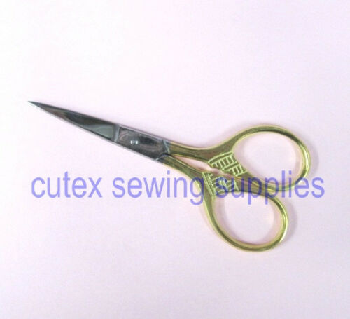 "Mundial Classic Forged 3-1//2/"" Florentine Embroidery Scissors 160-CS"