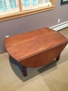antique drop leaf coffee table eBay