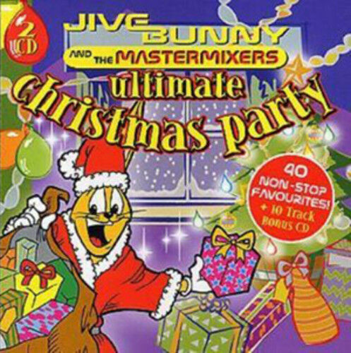1 of 1 - Ultimate Christmas Party CD (2010) ***NEW***