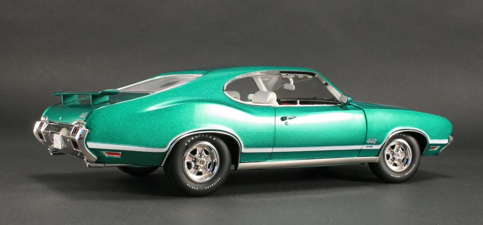 compras online de deportes 1972 Oldsmobile verde 1 18 18 18  solo cómpralo