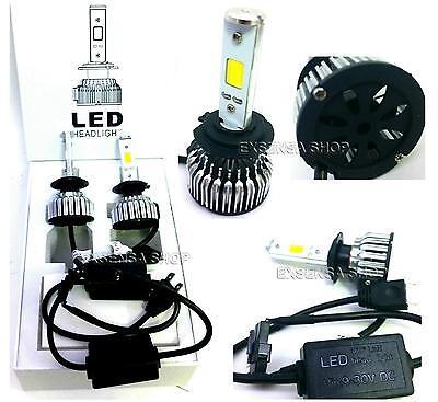 Kit h1 lampade a led cree full led 2600 lumen 6000k for Lampade a led lumen