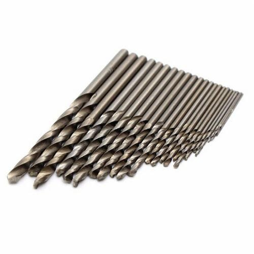150X Mini Micro HSS Power High Speed Steel Drill Bit Twist Kits Set 0.4-3.2mNWMA
