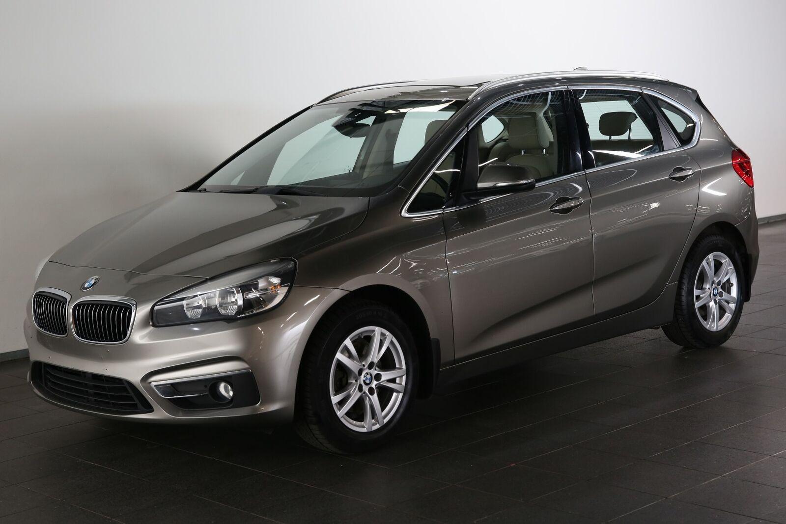 BMW 218d 2,0 Active Tourer Advantage