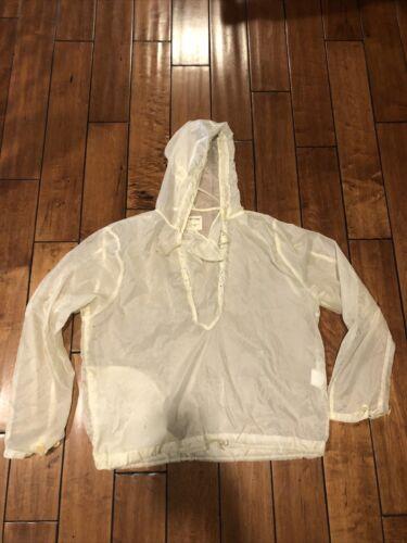 Helmut Lang Transparent Jacket