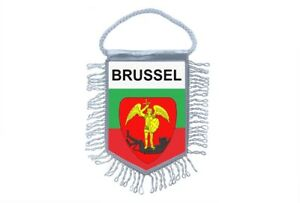 Mini-banner-flag-pennant-window-mirror-cars-country-banner-brussels-belgium