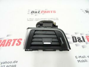 BMW-F32-F33-RHD-Frischluftgrill-Ausstroemer-Duse-Links-Left-Air-Grill-9346226