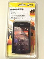 New Otterbox Commuter Case Cover for BlackBerry Storm 2 9520 9550 (Black)