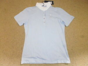 Short Sleeve HKM Crystal Competition Show Shirt
