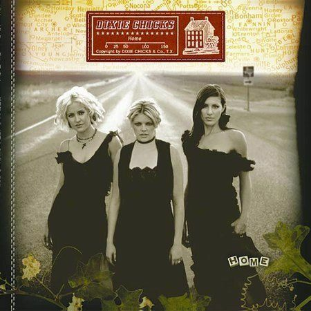 1 of 1 - Home by Dixie Chicks (CD, Aug-2002, Open Wide/Monument/Columbia)