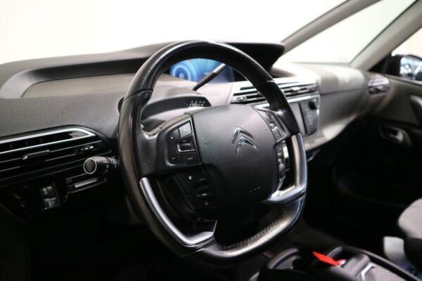 Citroën C4 Picasso 1,6 e-HDi 115 Seduction ETG6 Van - billede 4