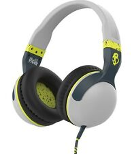 Skullcandy Hesh 2 Supreme Sound Over-Ear Cuffie Mic1+ Remote Grigio/Hot Lime