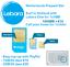 Lebara-NL-mit-200MB-Prepaid-sim-card-3G-Holland-karte-Netherlands-ohne-Ausweis miniatuur 4
