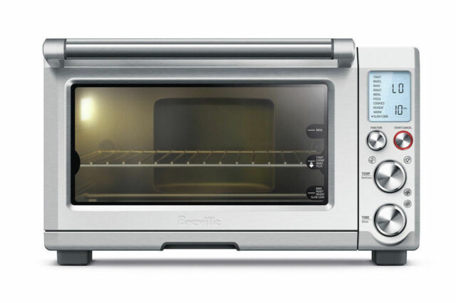 Read Breville Bov845 Bssusc Smart Oven Pro Toaster Pizza