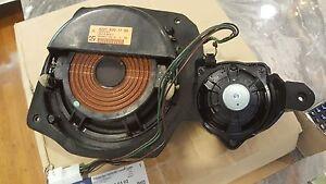 oem mercedes harman kardon logic 7 speaker set ebay. Black Bedroom Furniture Sets. Home Design Ideas