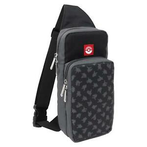 Brand-New-Hori-Nintendo-Switch-Pokemon-Let-039-s-Go-Pikachu-Shoulder-Pouch-Bag-Case