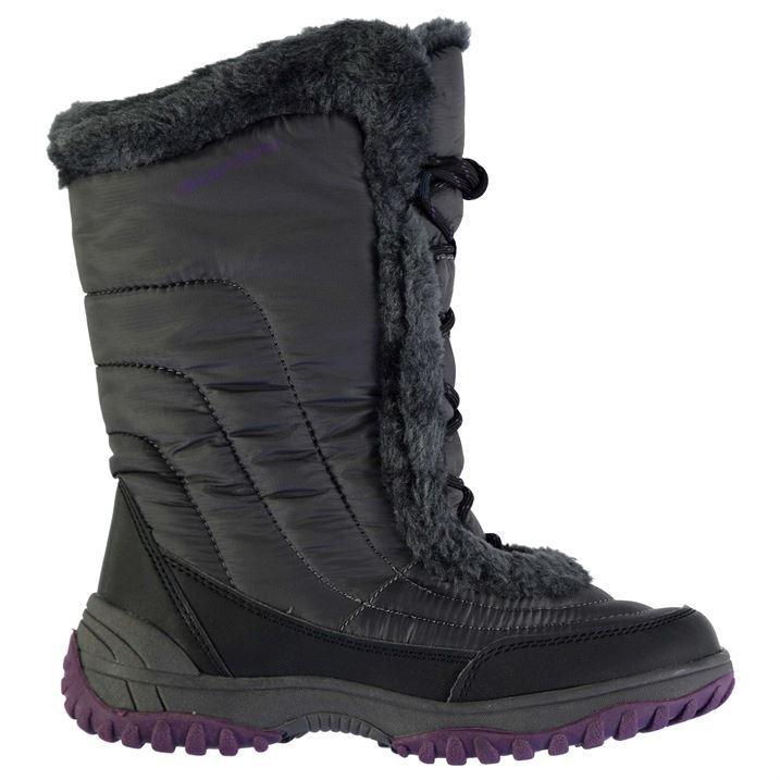 Karrimor St Anton Junior Snow Boots  US 4 REF 2440-
