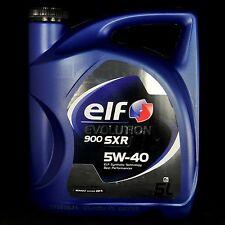 ELF Evolution 900 SXR 5w-40 5l-RENAULT RN 0700, RN 0710 (e 2.2 dCi DPF)