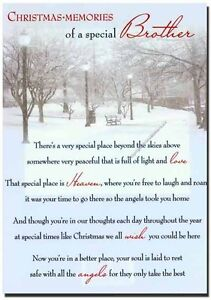 Grave-Card-Christmas-Brother-FREE-Holder-CMX08-Memorials-Funeral-Memoriam