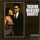 Toshiko & Mariano Quartet by Toshiko Mariano/Toshiko Mariano Quartet/Toshiko Akiyoshi (CD, Sep-2006, Candid)