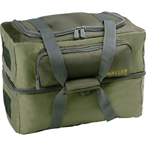 Twin Creek Fishing Wader Bag Olive Split Design Mesh Panels Speedier Drying