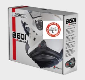 Nolan-N-Com-Single-B601-R-TWIN-Bluetooth-Kit-Fits-with-N100-5-N104-N87-N44-WQ