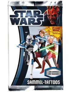 Star-Wars-concentre-tatuajes-Panini-the-Clone-Wars-mezclados-nuevo-Top