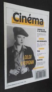 Revista-Semanal-Cinema-N-436-de-La-6-Abril-A-12-Abril-1988-Buen-Estado