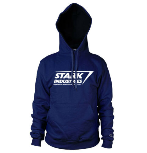 xxl Officielle Capuche Avengers S Logo Sweat The Industries Stark Licence À vadU0qaw