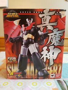 Super Robot Chogokin Shin Mazinger Z
