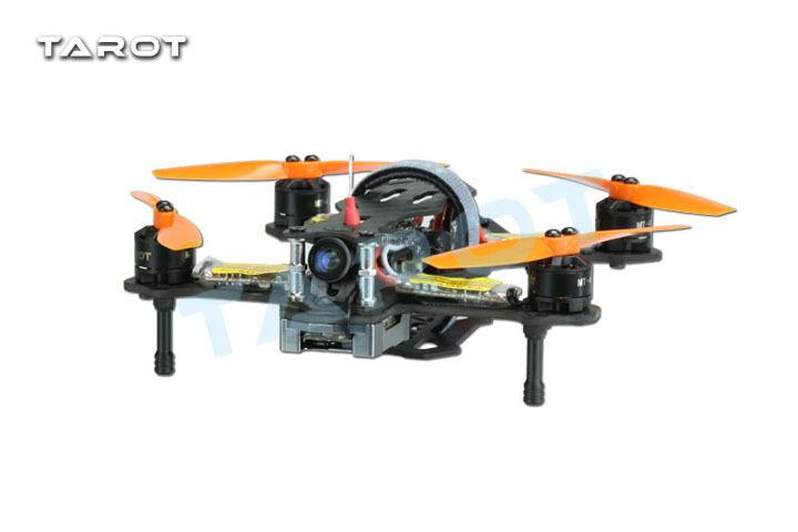 Tared Mini 120mm 4-Axis Carbon Fiber FPV FPV FPV Racing Drone Multicopter Kit  - TL120H1 4338d0