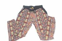 Walter By Walter Baker Pants Multi Color Print Size L