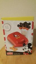 Disney Mickey Mouse Cake Pop Maker Mini, Red